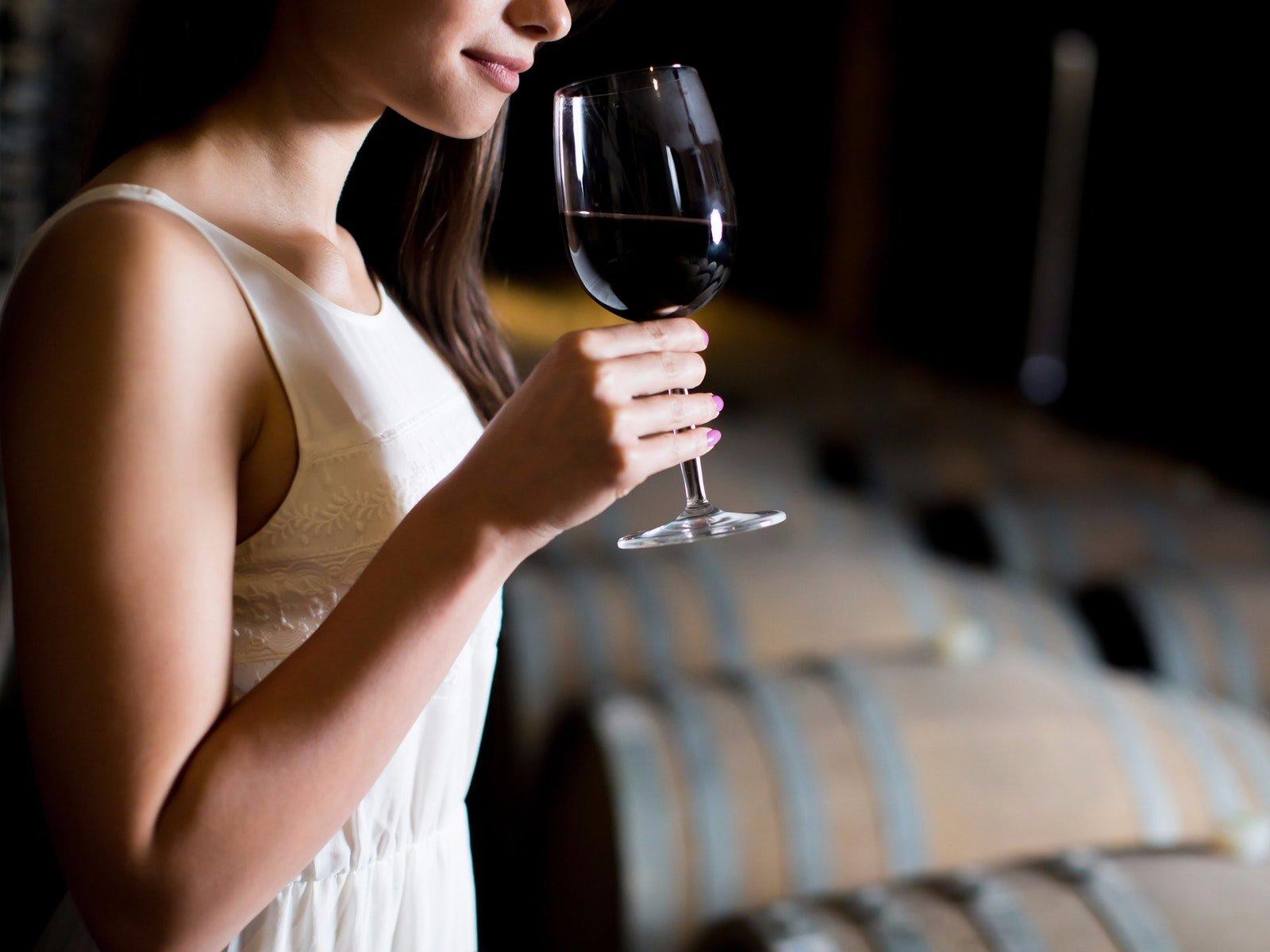Wine concept home